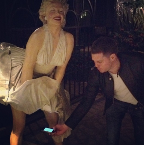 michael-buble-marilyn-monroe