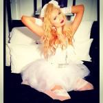 Like a Virgin: Unschuldig wie eine Braut. (Quelle: Instagram)